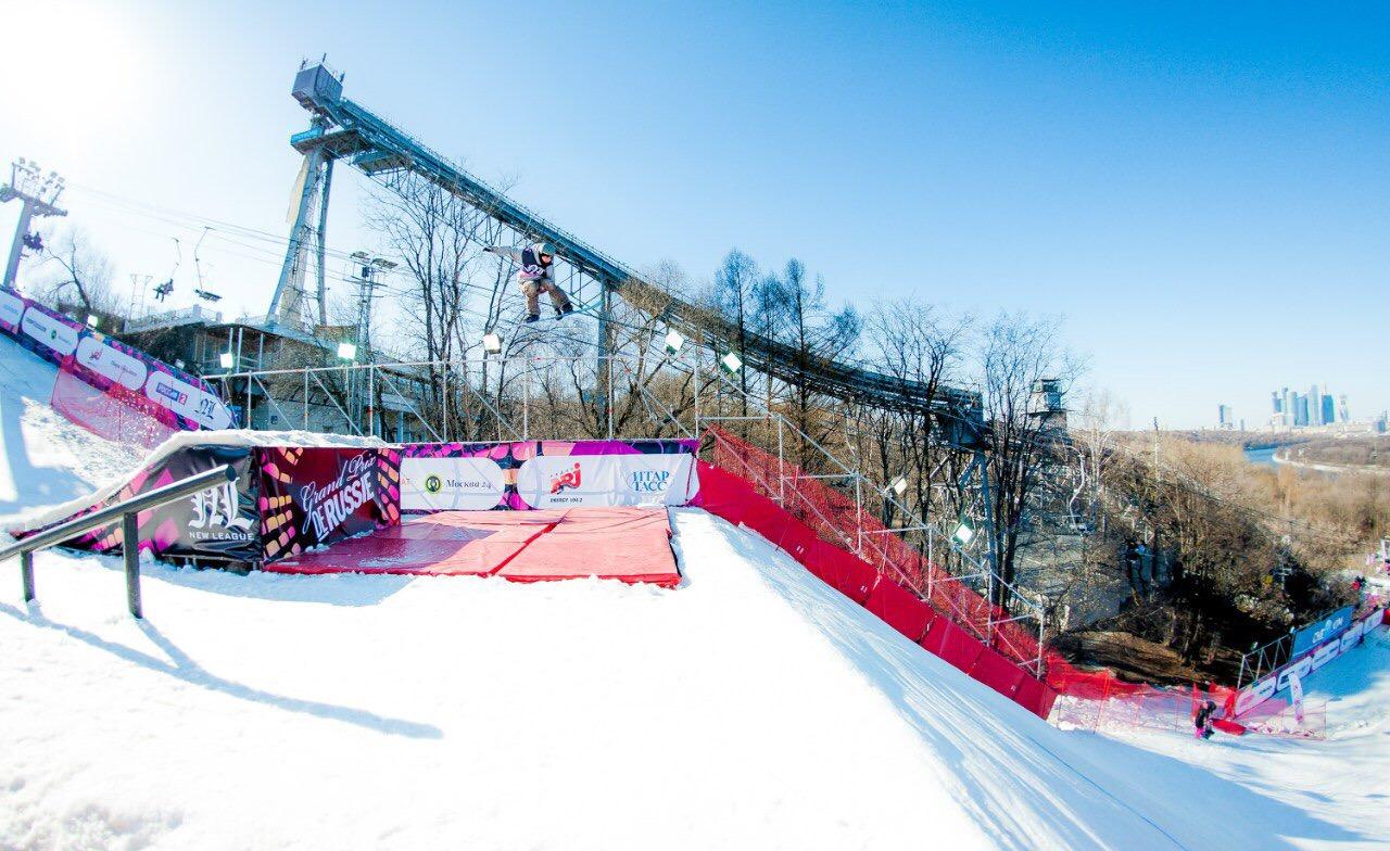 Grand Prix de Russie в Москве входит в топ-5 событий начала весны