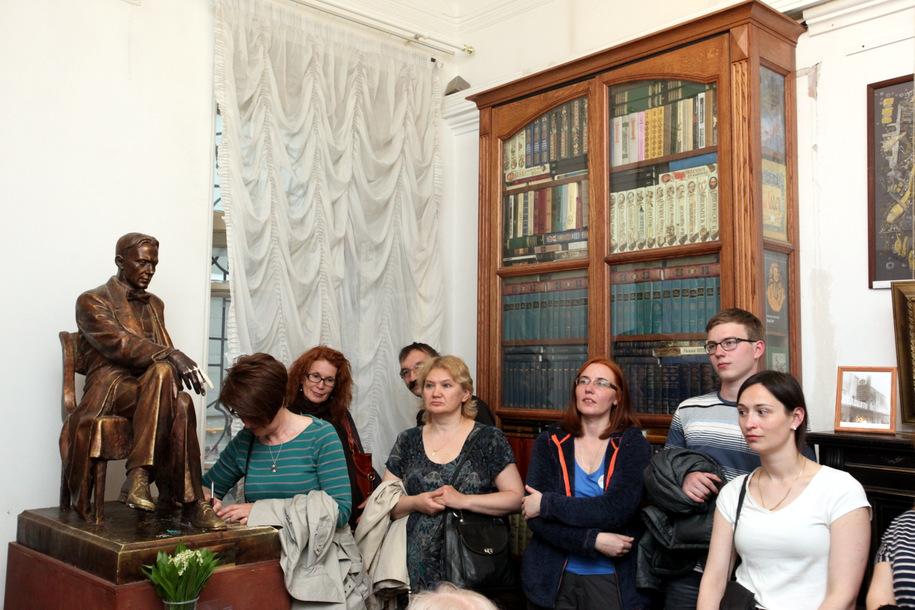 Сергей Собянин призвал москвичей проголосовать на «Активном гражданине» за мероприятия акции «Библионочь»