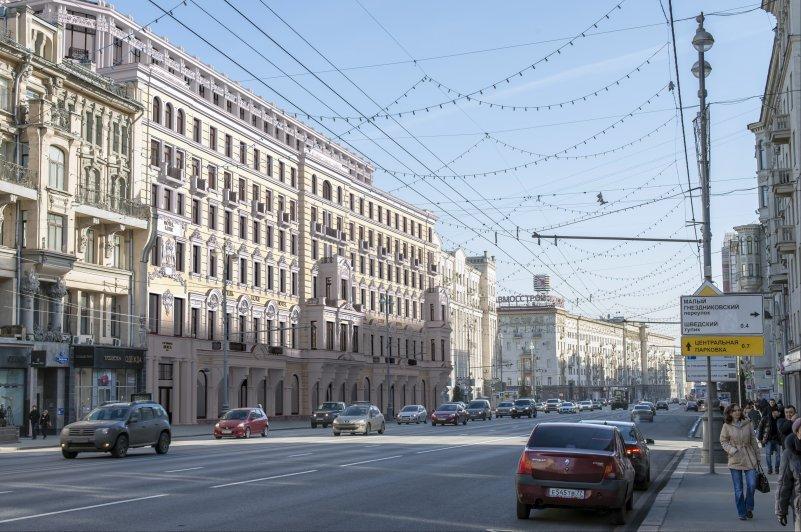 Москва выполнила годовой план по вводу дорог