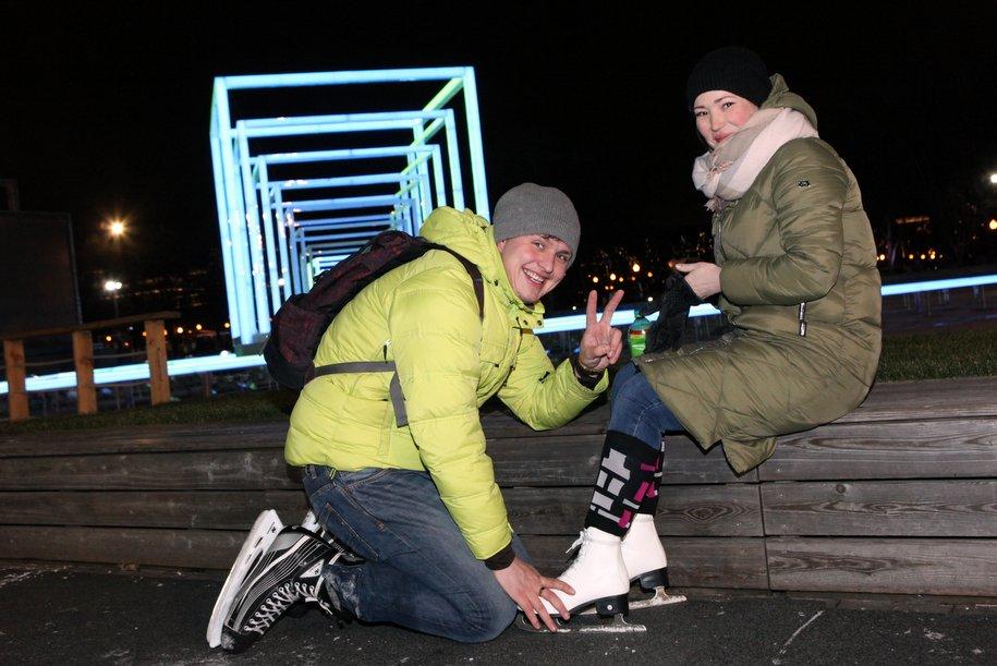 14 февраля в Парке Горького пройдет квест #можнопознакомиться
