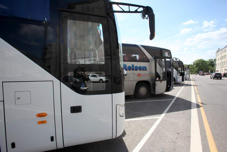 Шесть автовокзалов появятся в составе московских ТПУ