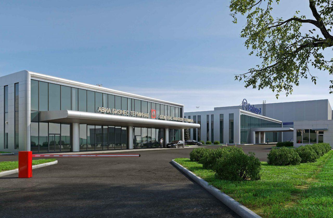 Во Внуково-3 реконструируют терминал внутренних воздушных линий
