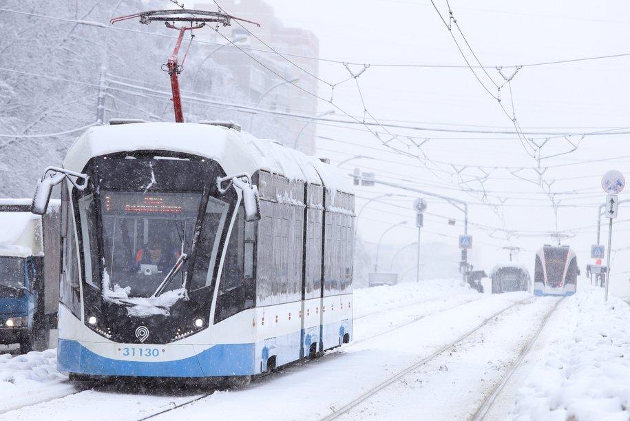 Сегодня в Москве ожидается метель, а на дорогах гололедица