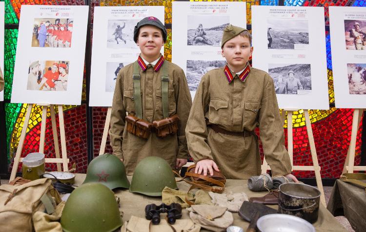 Около шести тысяч человек стали гостями Музея Победы 23 февраля