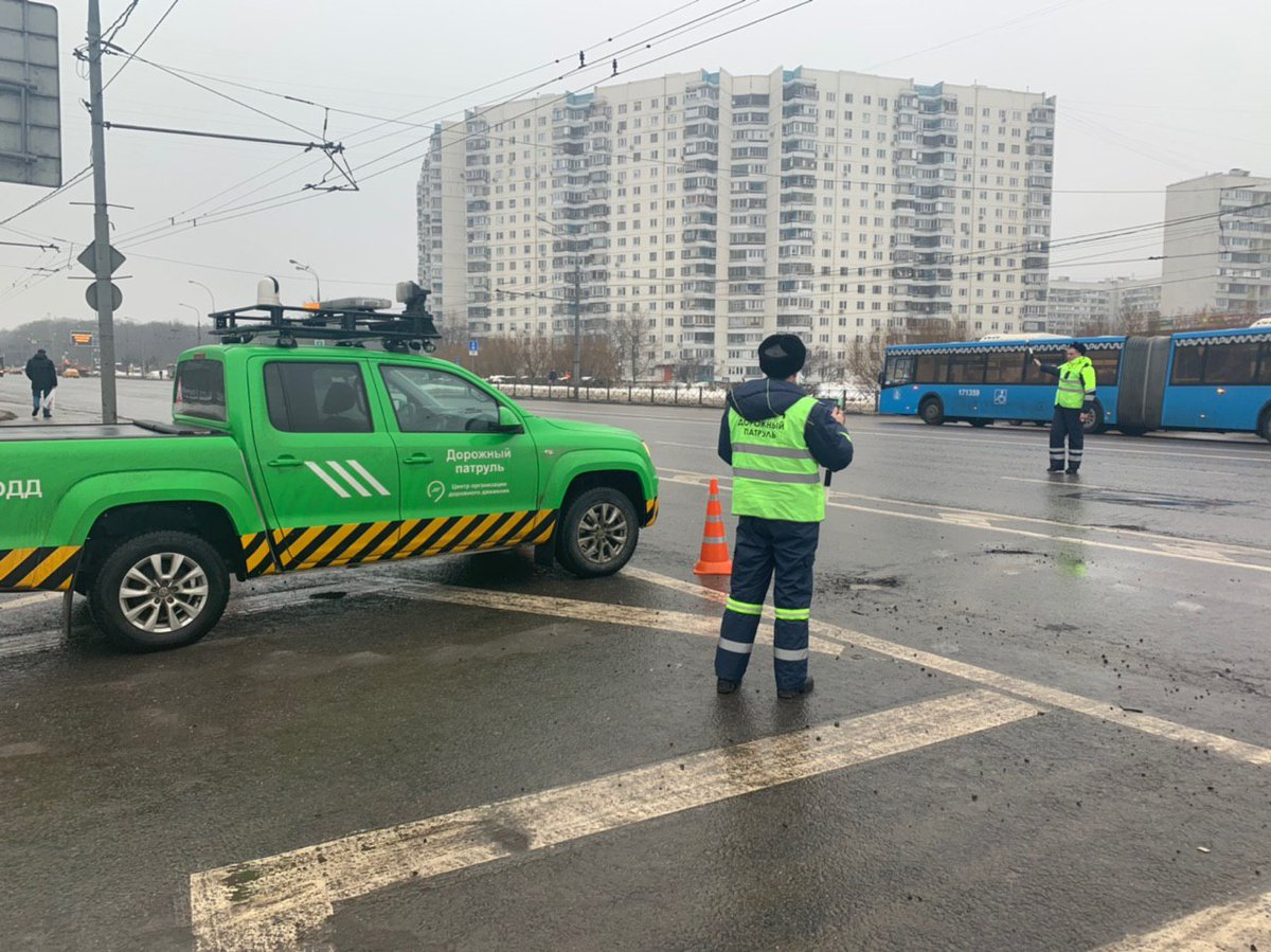 На Липецкой улице восстановлено движение в сторону области