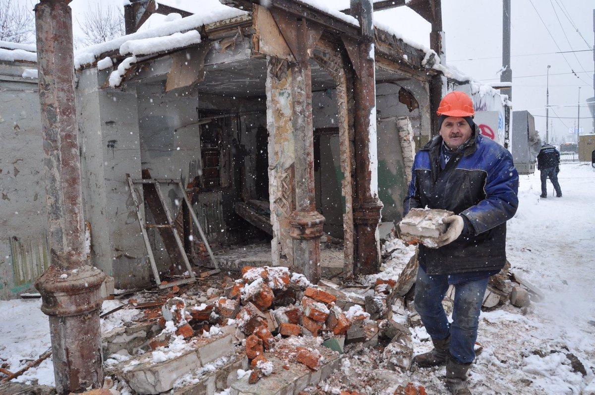 Мосгортранс сохранит и реконструирует старинную остановку на «Войковской»
