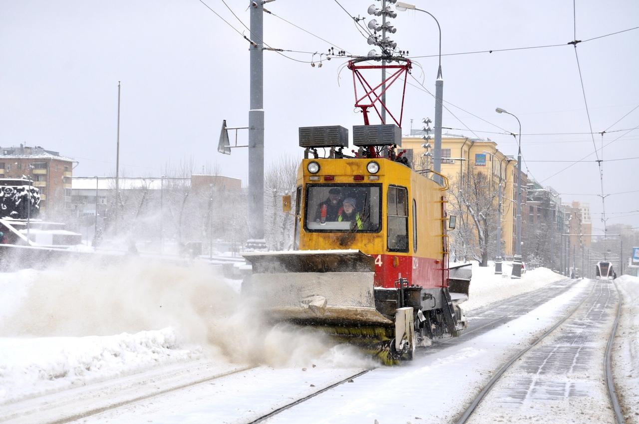 В Москве построено более 400 км трамвайных путей — Собянин