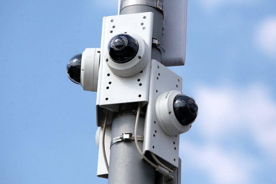 На столичных дорогах установили новые камеры фотовидеофиксации