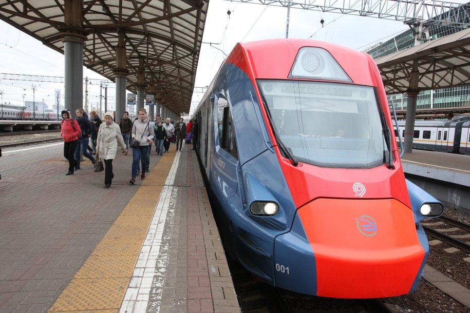 Два поезда МЦД «Иволга» запустили на Белорусском направлении на участке Москва-Одинцово