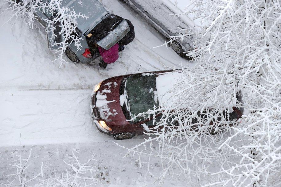 В Москве побит двадцатилетний рекорд по снегопаду — Собянин