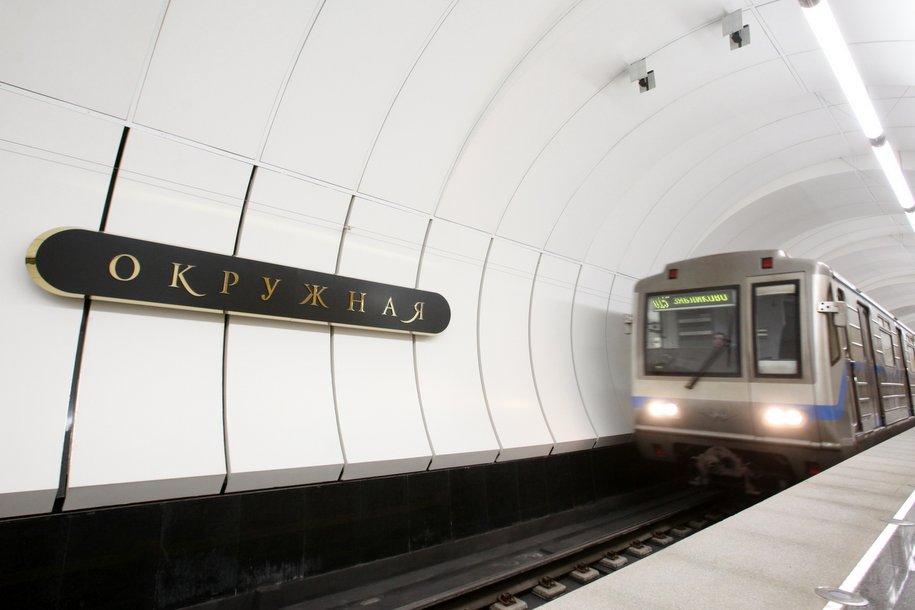 На станции метро «Окружная» появится новый выход к 2021 году