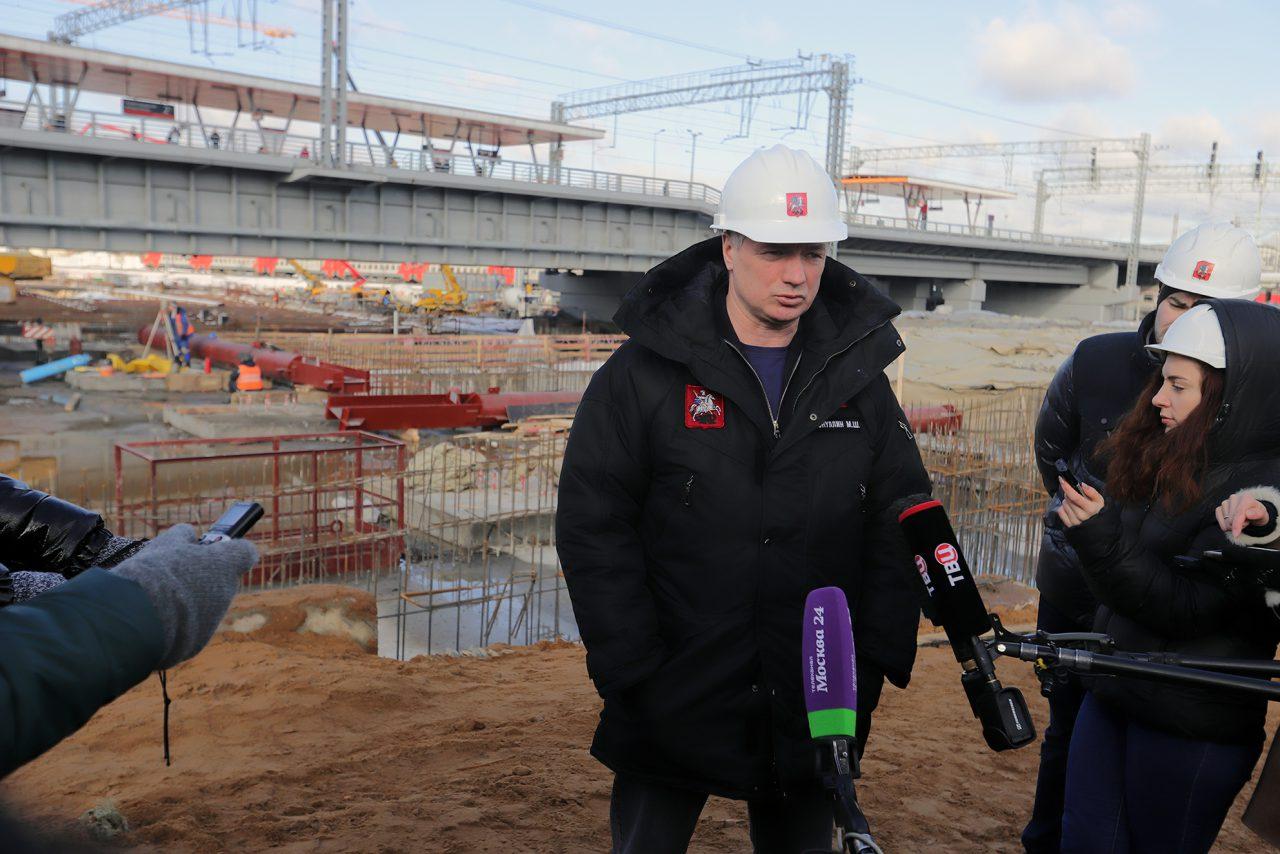 Башню с офисами и апартаментами в ТПУ «Рязанская» построят в 2022 году
