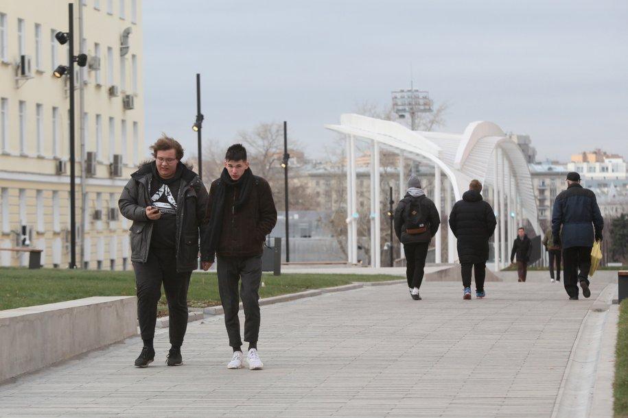 Москва двигается к созданию мирового уровня качества общественного пространства — Собянин
