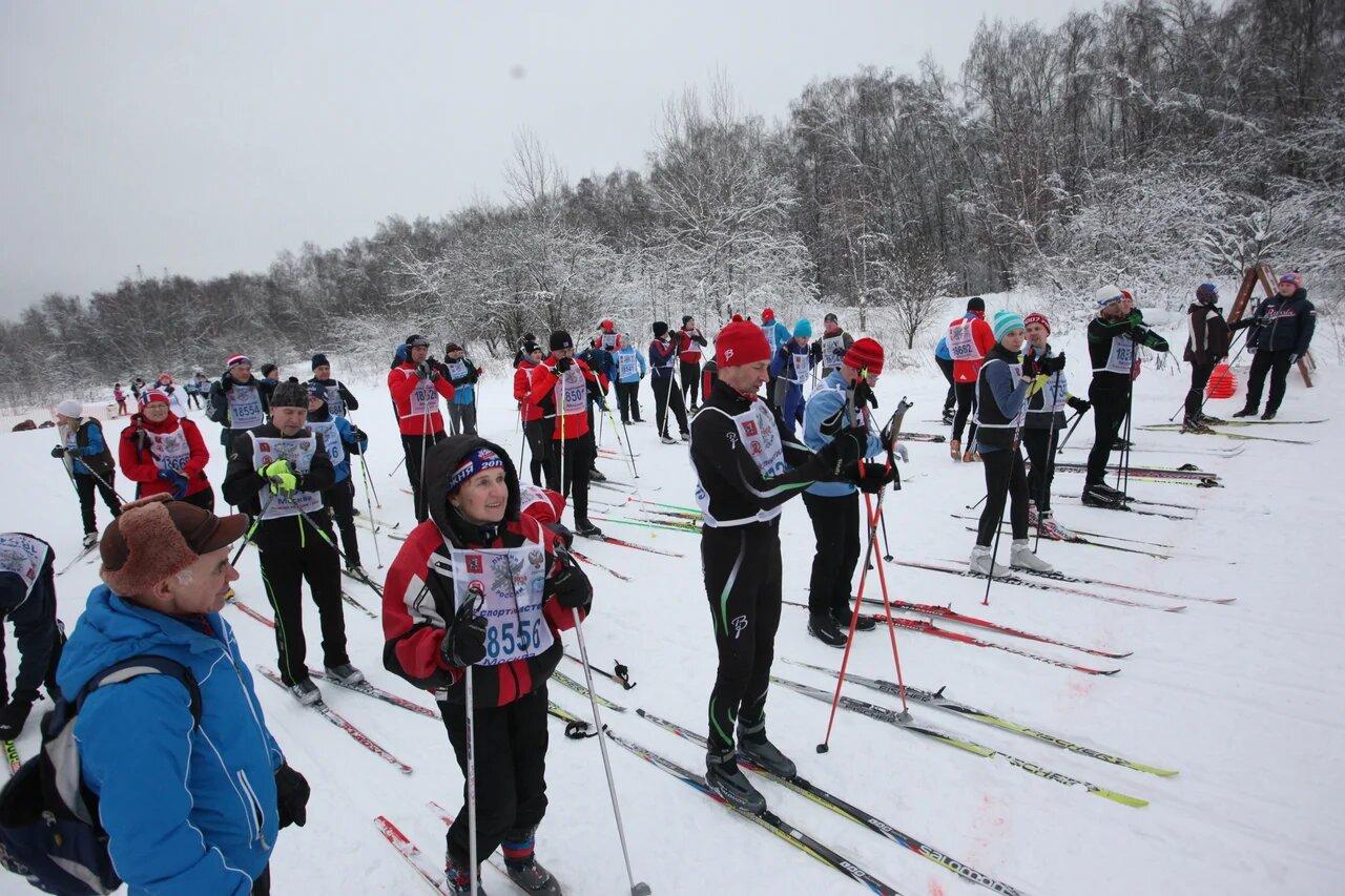 Cергей Собянин пригласил жителей столицы на московский этап массовой гонки «Лыжня России»