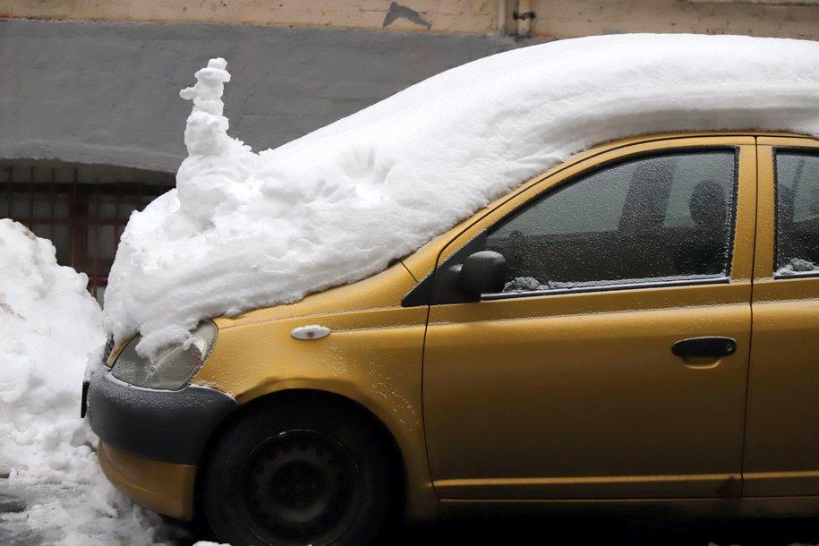 Мороз и снегопады вернутся в столицу со вторника
