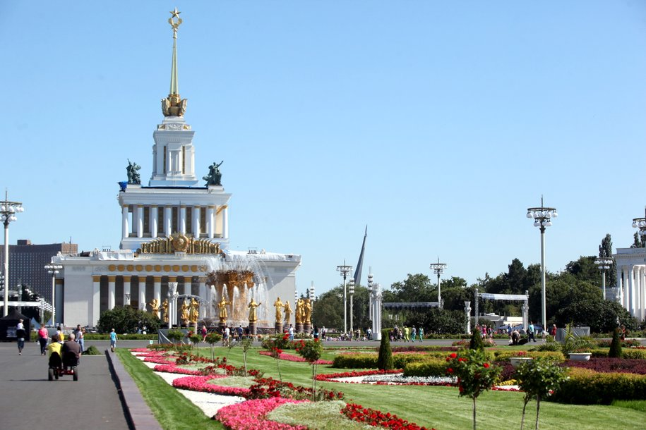 На ВДНХ появился образовательный центр «Техноград»
