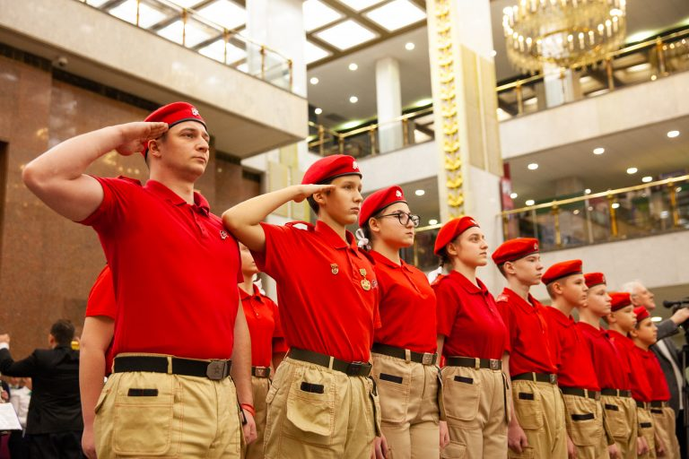 «Юнармейский исторический десант» высадится в Музее Победы