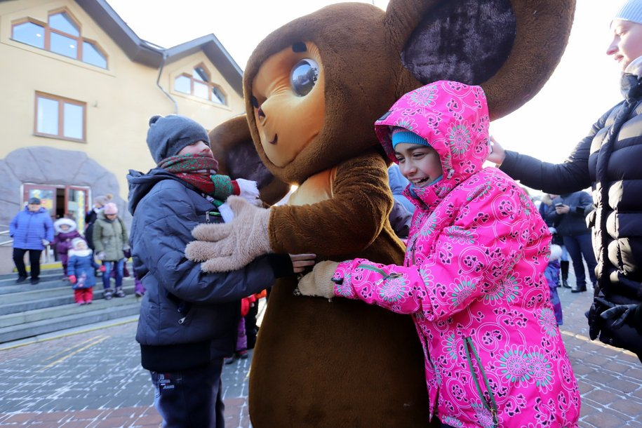 Посетители ВДНХ смогут прокатиться на коньках вместе с любимыми персонажами мультфильмов