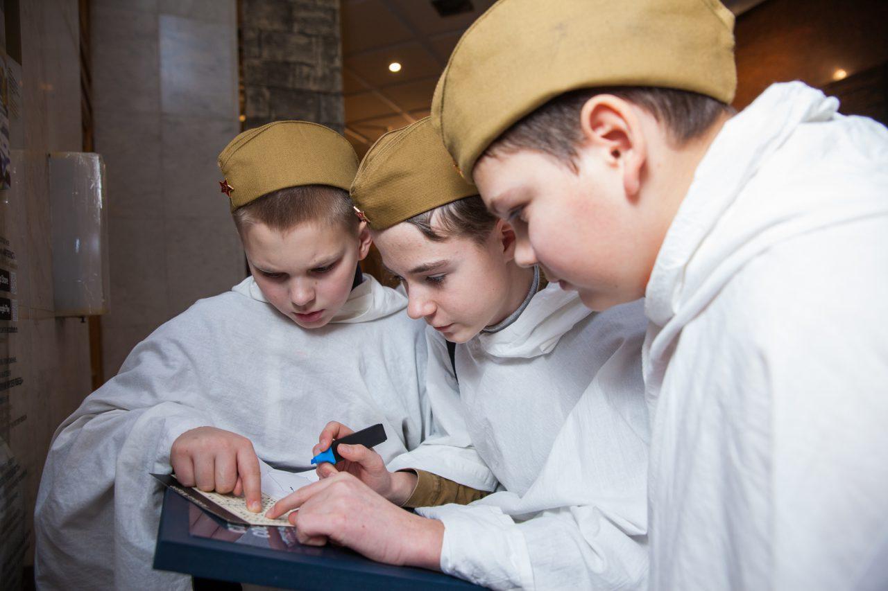 Музей Победы продлил квест по истории Сталинградской битвы