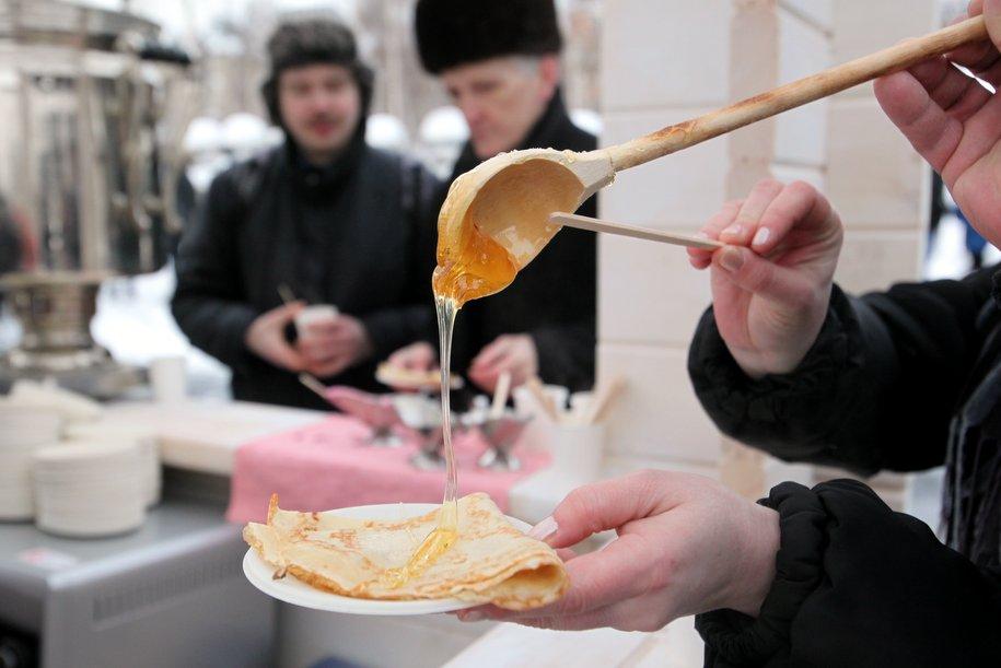 Московская Масленица возглавляет топ-10 путешествий на Масленицу в России