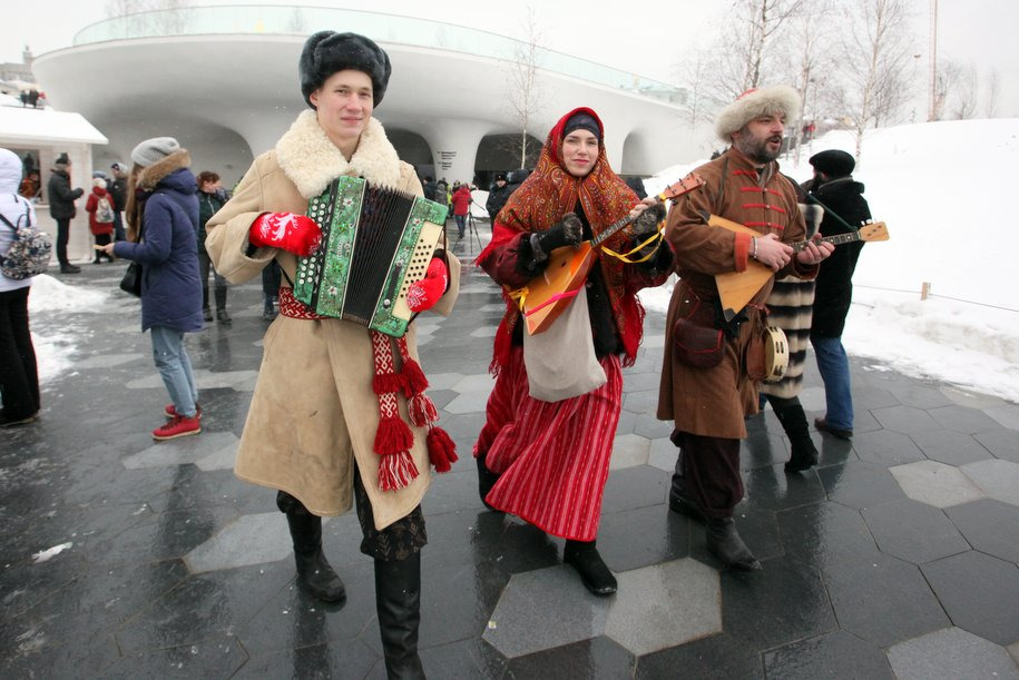 Сергей Собянин пригласил жителей столицы на фестиваль «Московская масленица»