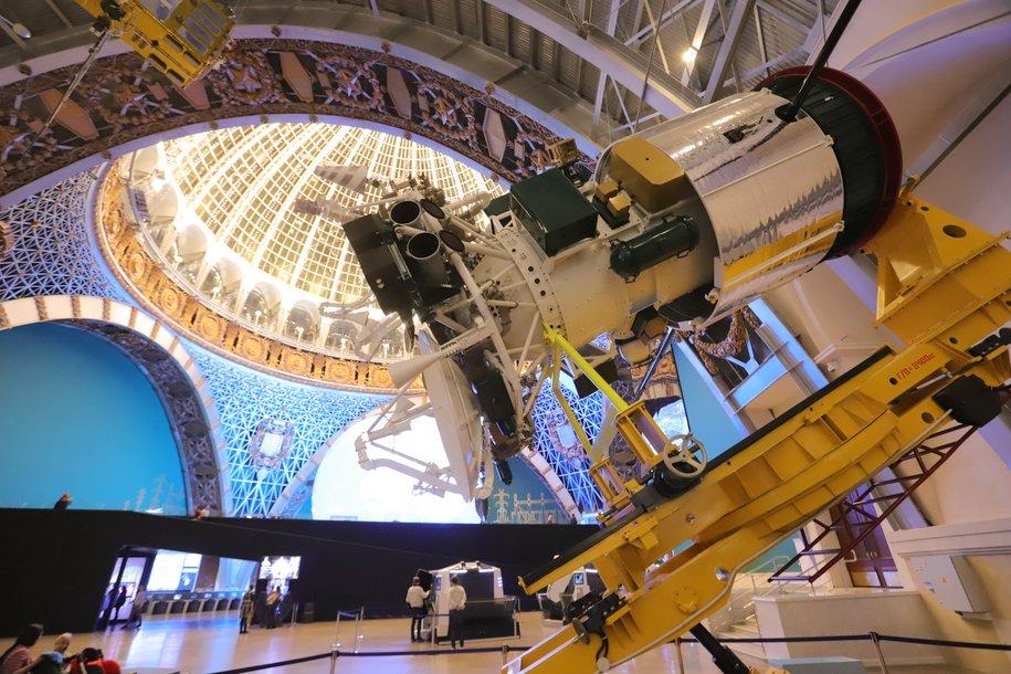 В ночь на 19 февраля москвичи смогут наблюдать самую большую Луну 2019 года