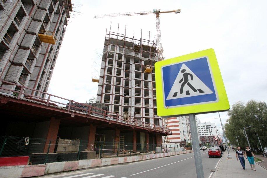 Порядка 300 км дорог планируют построить в ТиНАО до конца 2021 года