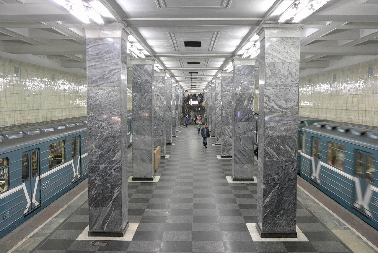 Пять станций Сокольнической линии возобновили работу в обычном режиме