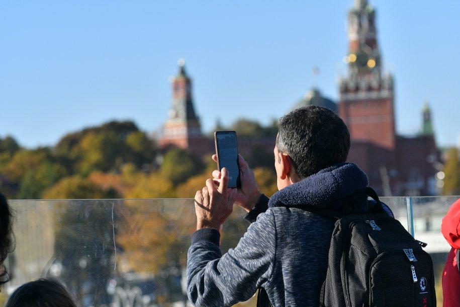 Москва готова к росту туристического потока — Собянин