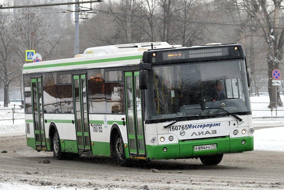 В районе Нагатинский Затон меняются автобусные маршруты