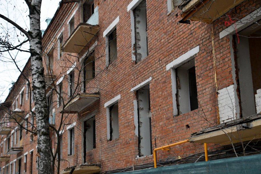 Подвалы и чердаки столичных домов передадут в долевую собственность москвичей