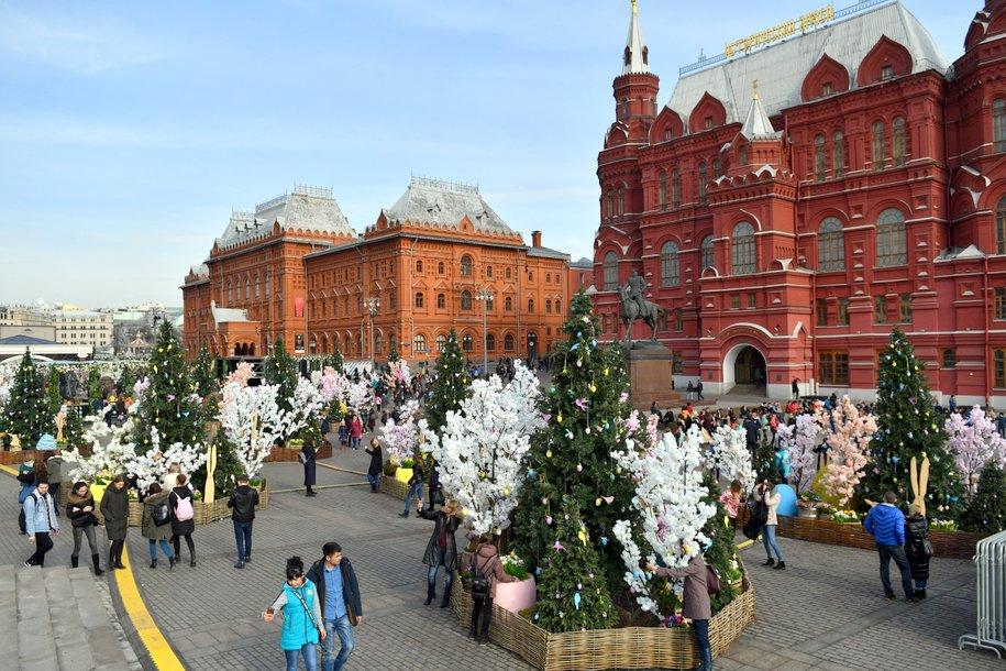 Сергей Собянин опубликовал предварительное расписание «Московских сезонов-2019»