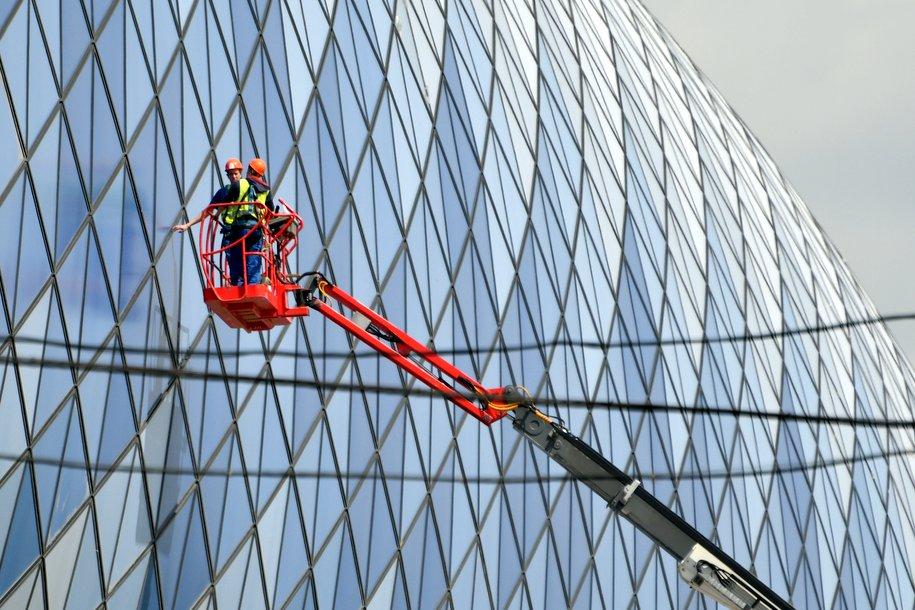 Более 20 объектов спортивной инфраструктуры планируется ввести в Москве за счёт города в 2020 году