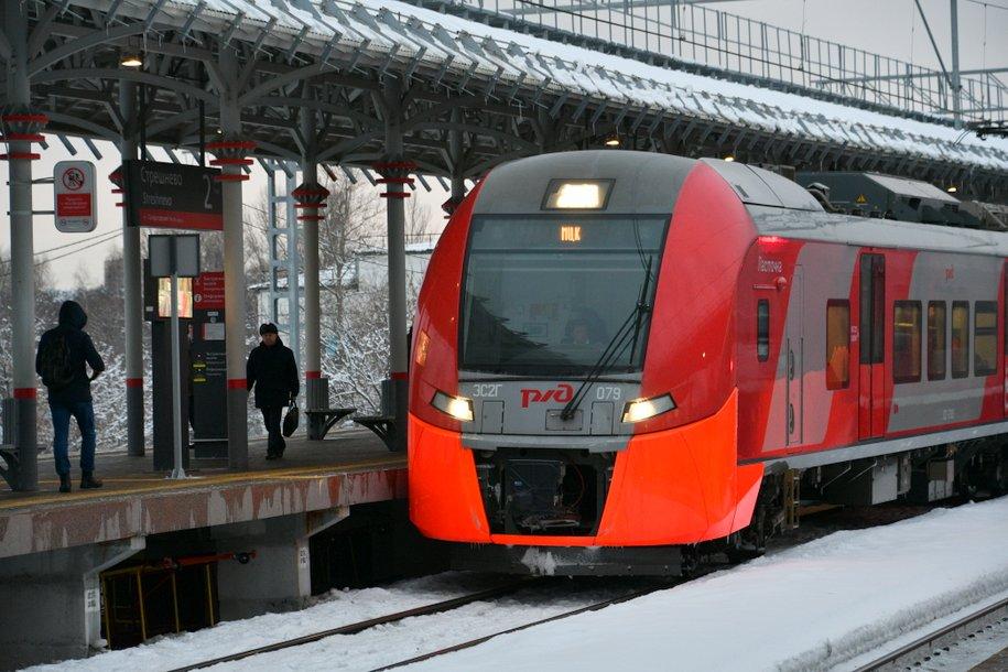 Более 2,5 млн пассажиров воспользовались МЦК во время закрытия станций красной ветки метро