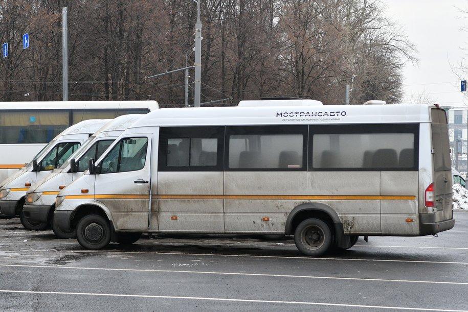 В подмосковных автобусах будут звучать поздравления с 8 марта