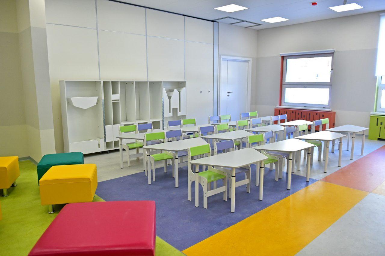 В Новой Москве открылся детский сад на 200 мест