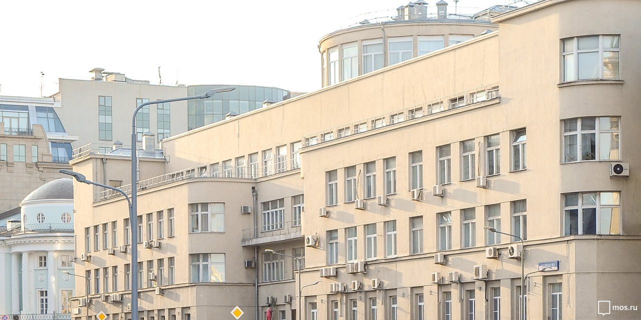 Началась реставрация Кремлевской больницы