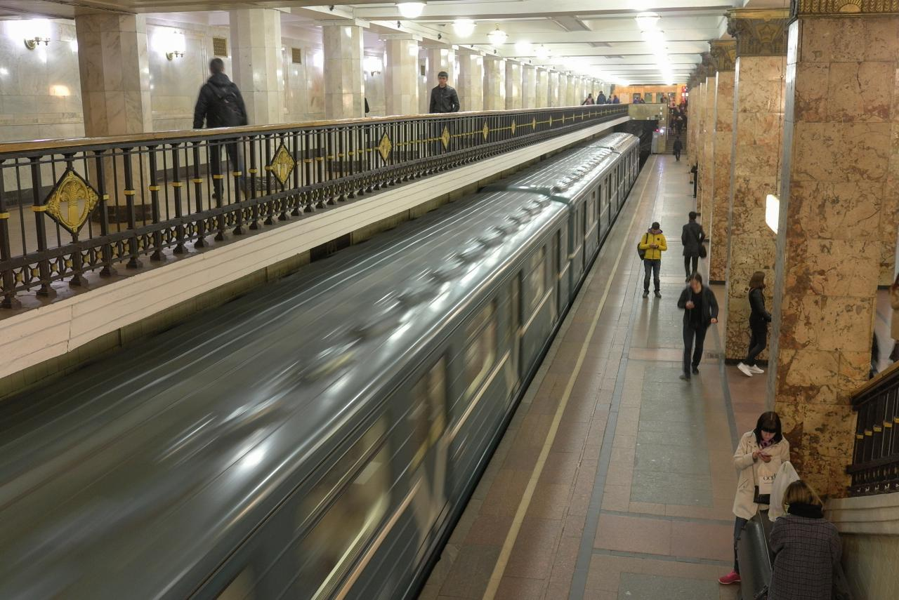 В Москве закроют пять станций Сокольнической линии метро из-за строительства БКЛ