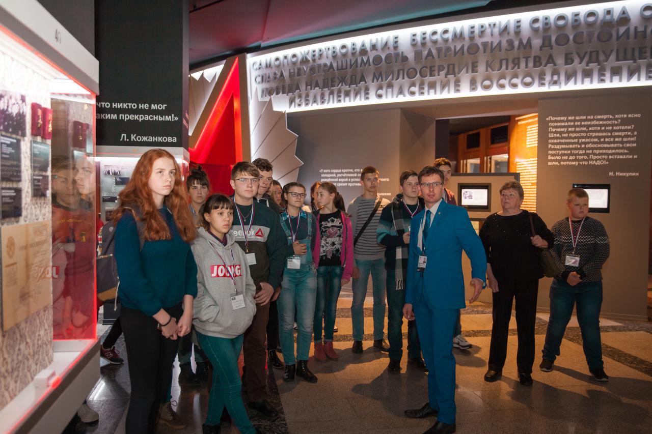 Музей Победы объявил конкурс экскурсий о Великой Отечественной