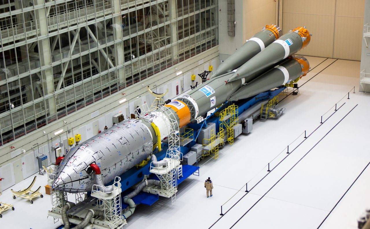 На территории завода им. Хруничева появится Национальный космический центр