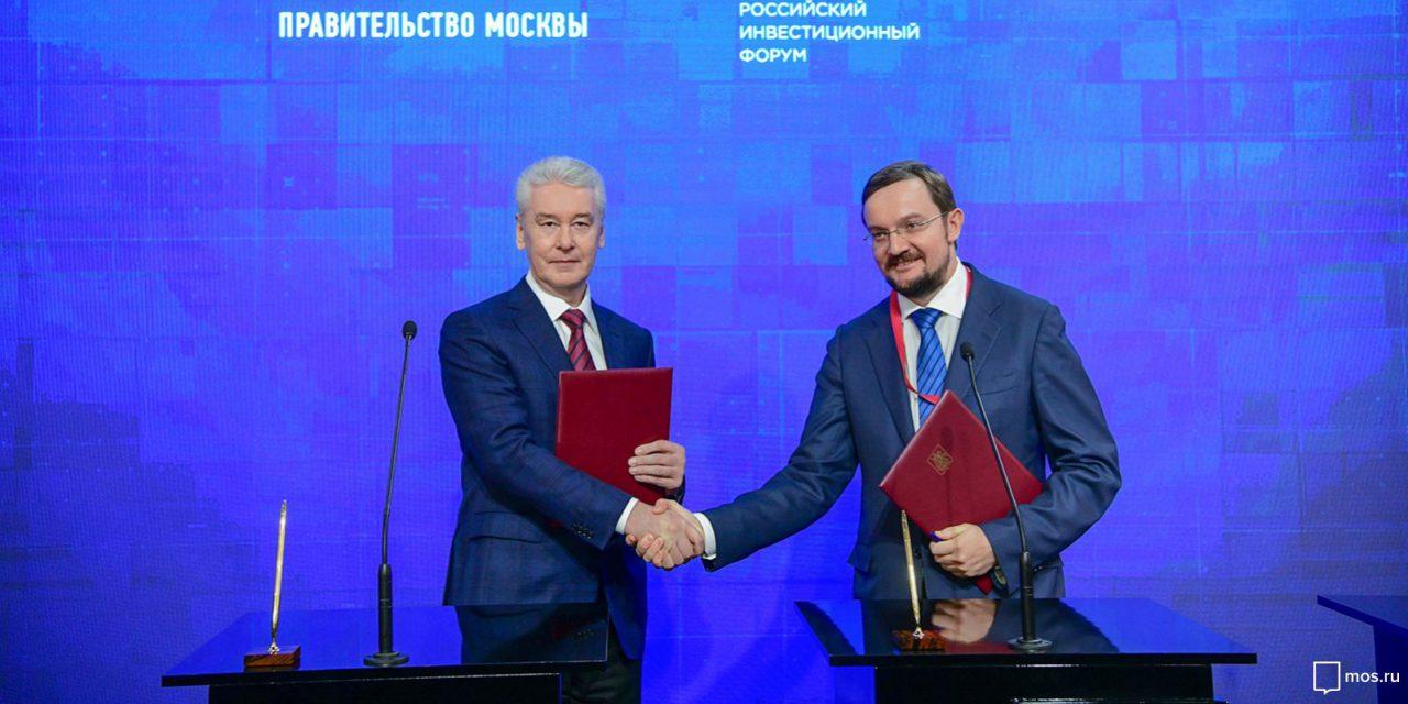 Правительство Москвы подписало Соглашение о сотрудничестве с крупным производителем лекарств