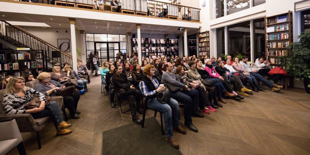В павильоне «Книги» на ВДНХ откроется книжный клуб