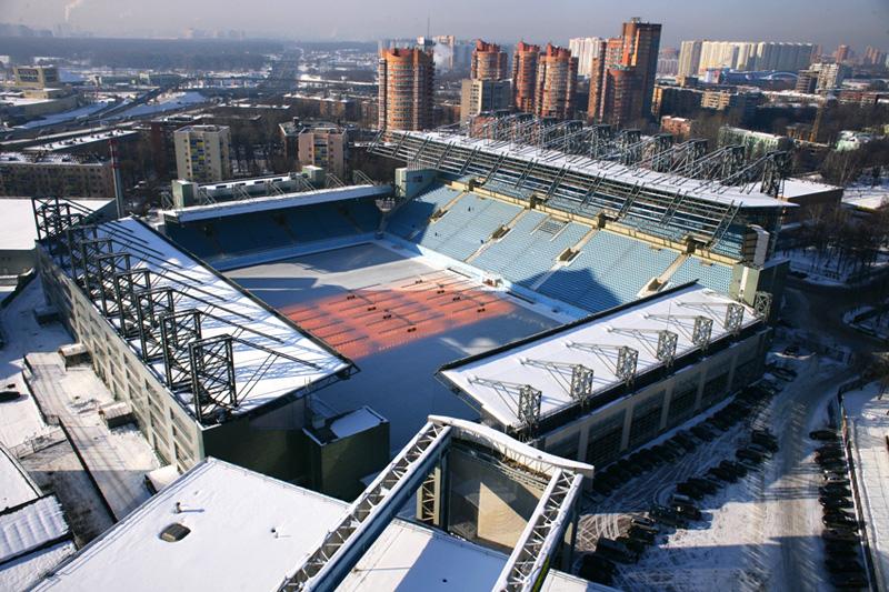Матч «Динамо» и «Спартака» пройдёт на «Арене Химки»