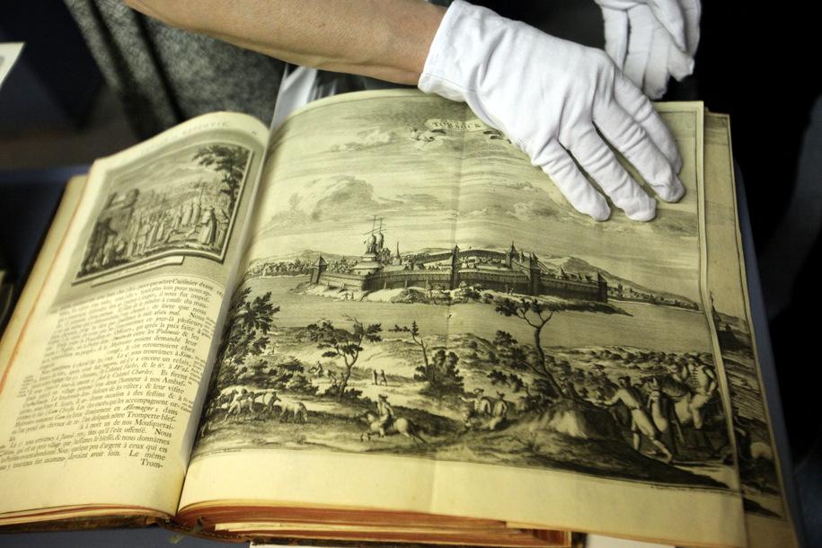 В исторической библиотеке покажут первую книгу Н. В. Гоголя