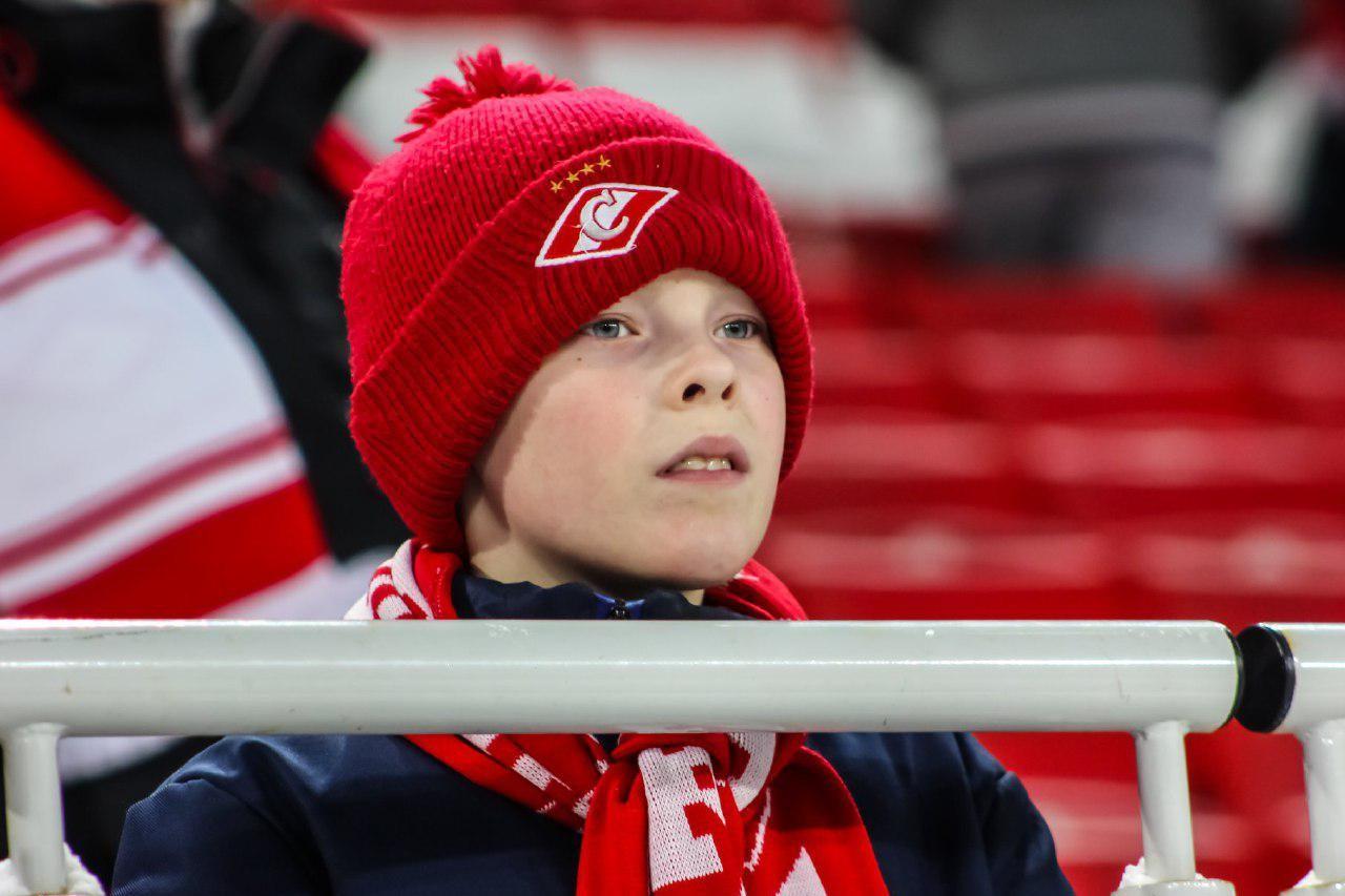 Матч в Москве — самый посещаемый в 18 туре Российской Премьер-Лиги
