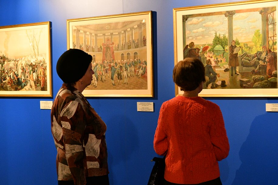Третьяковская галерея за день продаёт печатную продукцию на 700 тыс. рублей