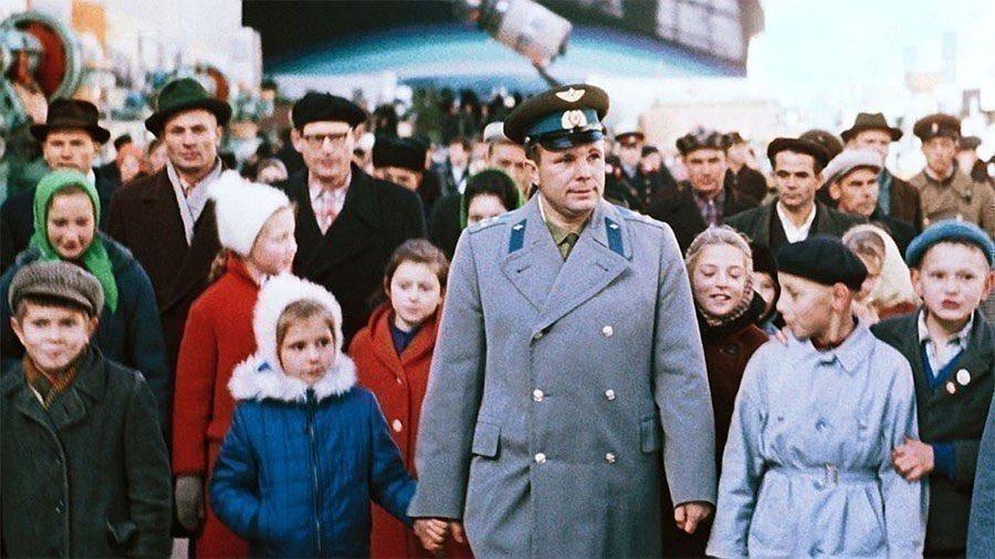На ВДНХ стартовала Неделя Гагарина, приуроченная к 85-летию со дня рождения легендарного космонавта