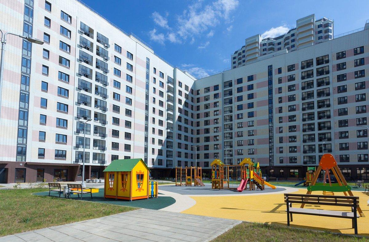 В районе Орехово-Борисово ввели в эксплуатацию два дома  — Собянин