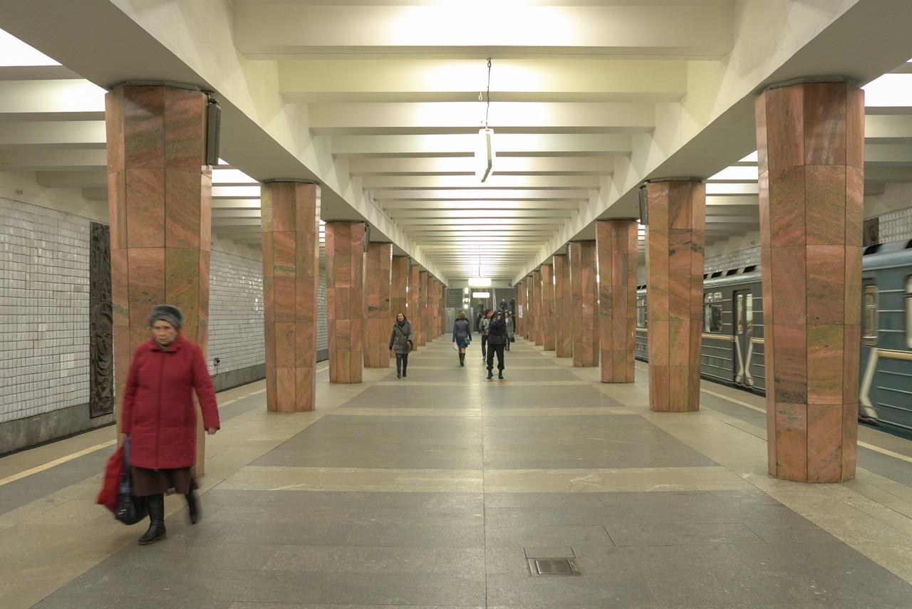 Станцию метро «Каховская» с 30 марта закроют на реконструкцию до 2021 года