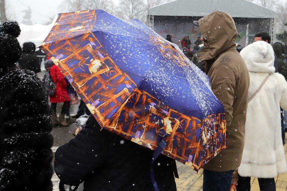 Синоптики предупредили москвичей о гололедице в предстоящие два дня